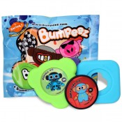 Bumpeez collectables including Bumpeez and Chips Albums