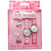 Childrens watches including best friends watches