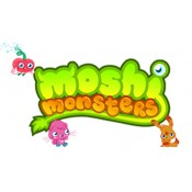 Moshi Monsters Collectables, Moshlings and Mash Up trading cards