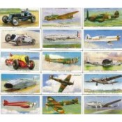 Ephemera collectables including cigarette cards and cigarette silks