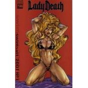 Lady Death magazines
