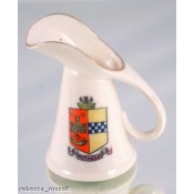 Crested Ware porcelain including Goss crested ware